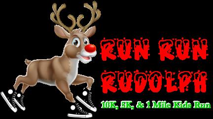 Run Run Rudolph logo