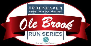 ole brook run series logo w_dme logo