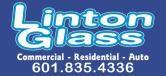 linton glass full logo