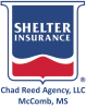 shelter chad reed agency